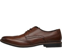 Eastwood Brogue Schuhe Dunkel