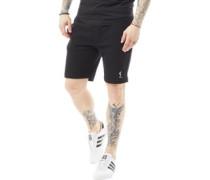 Core Jersey Shorts Schwarz