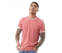 Groves Ringer T-Shirt Dunkel