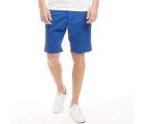 Chino 2 Shorts Blau
