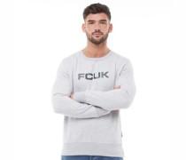 FCUK Sweatshirt Hellmeliert