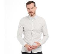 Tikit Hemd mit langem Arm Weiß