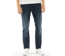 James Jeans mit zulaufendem Bein Dunkel Gewascht