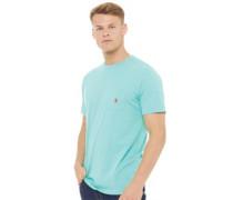 York T-Shirt Minz Grün
