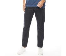 3301 Jeans mit Zulaufendem Bein Dunkel Denim