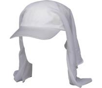 En Pointe Bandana Mütze Weiß
