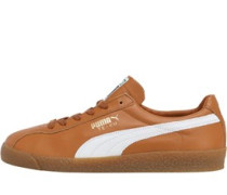 Te Ku Sneakers Hellbraun