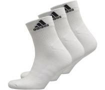 Unisex Socken Weiß