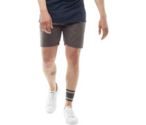 Mens Smith Chino Shorts Mid Grey