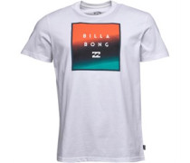 Stockpile T-Shirt Weiß