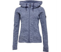 Easton Fleece Blaumeliert