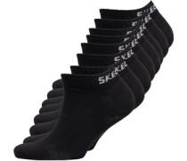 Unisex Socken Schwarz