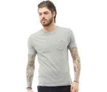 Arkham T-Shirt Graumeliert
