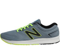Mens Flash V2 Lightweight Speed Running Shoes Grey/Black