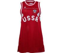 USSR Kleid Rot