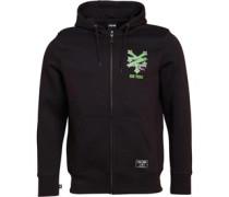 Jacked Monster Logo Kapuzenjacke