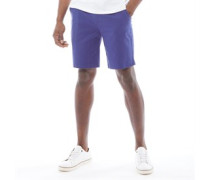 Stretch Chino Shorts Dunkelblau