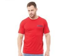Invert Logo T-Shirt Rot