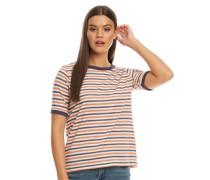 Jane T-Shirt Verblasstes Navy