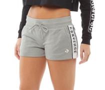 Street Sport Taped Jersey Shorts meliert