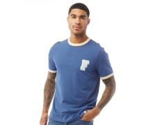 Bliss T-Shirt Blau