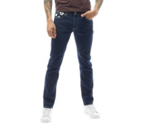 Mens 511 Slim Fit Jeans Chop Top Indigo