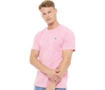 Mens Legacy T-Shirt Sea Pink