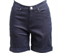 Stretch Twill Chino Shorts Navy