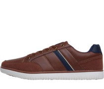 Schuhe Kastanienbraun