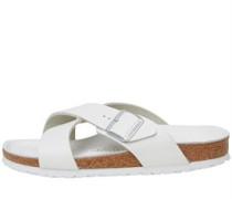 Tunis Sandalen Weiß