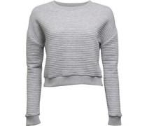 Studio Lux Sweatshirt Graumeliert