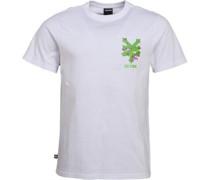 Slime Jack Logo T-Shirt Weiß