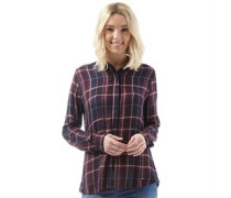 Womens Overall Shirt Alaska Ruby Check