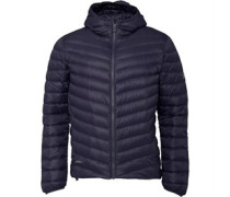 Verglas Micro Down Jacke Navy