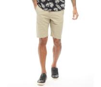 Bronson Chino Shorts Steingrau