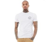 Dedham T-Shirt Weiß