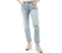 501 CT Jeans mit zulaufendem Bein gebleicht