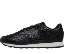Italian Sneakers Schwarz