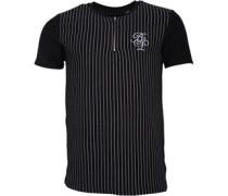 Perch T-Shirt Schwarz