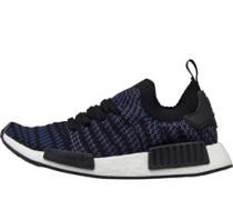 NMD_R1 STLT Primeknit Sneakers Schwarz