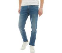 Deadly 03 Skinny Jeans Mittelblau