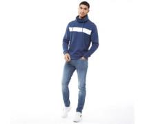 Loom Jeans in Slim Passform Verblasstes Mittel
