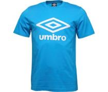 Tropics Logo T-Shirt Blau