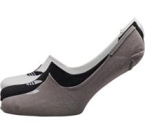 Unisex Trefoil No-show Socken