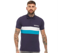 Conquest Polohemd Navy