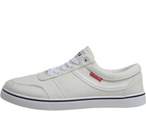 Mens Mohawk Canvas Shoes Off White
