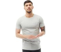 Hulton T-Shirt Hellgraumeliert