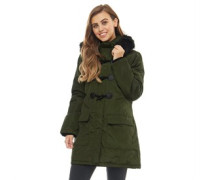 Hero Harrington Jacke Khaki