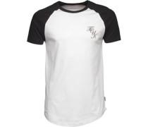 Script Raglan T-Shirt