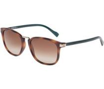 Unisex Sonnenbrille Flaschengrün